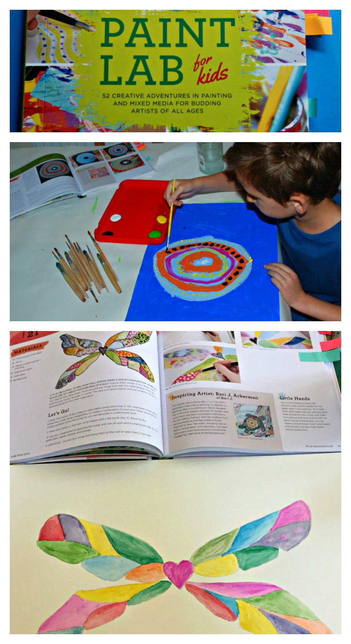 art lab for kids ebook review