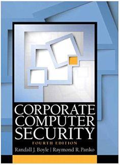 corporate computer security 4th edition ebook