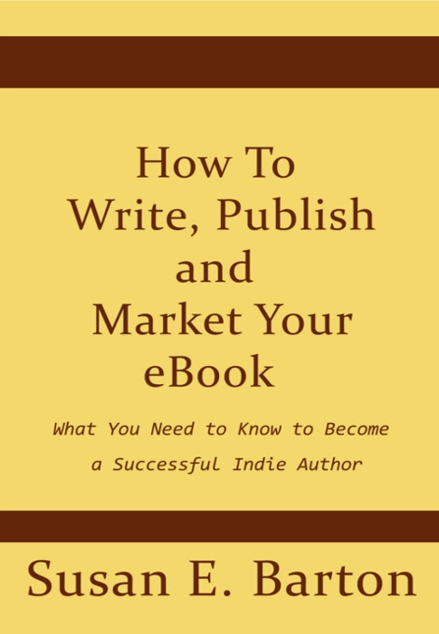 how to publish an ebook