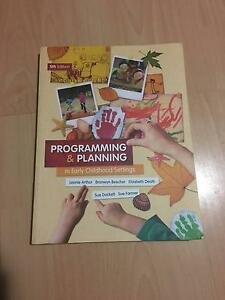 ebook programming and planning in early childhood settings