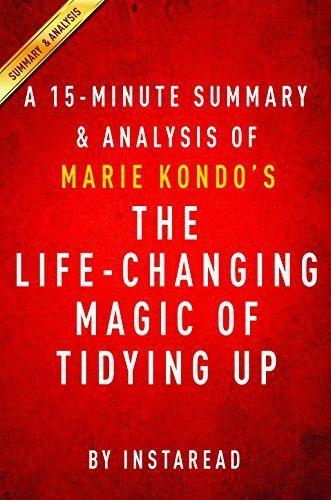 marie kondo the life changing magic of tidying ebook free