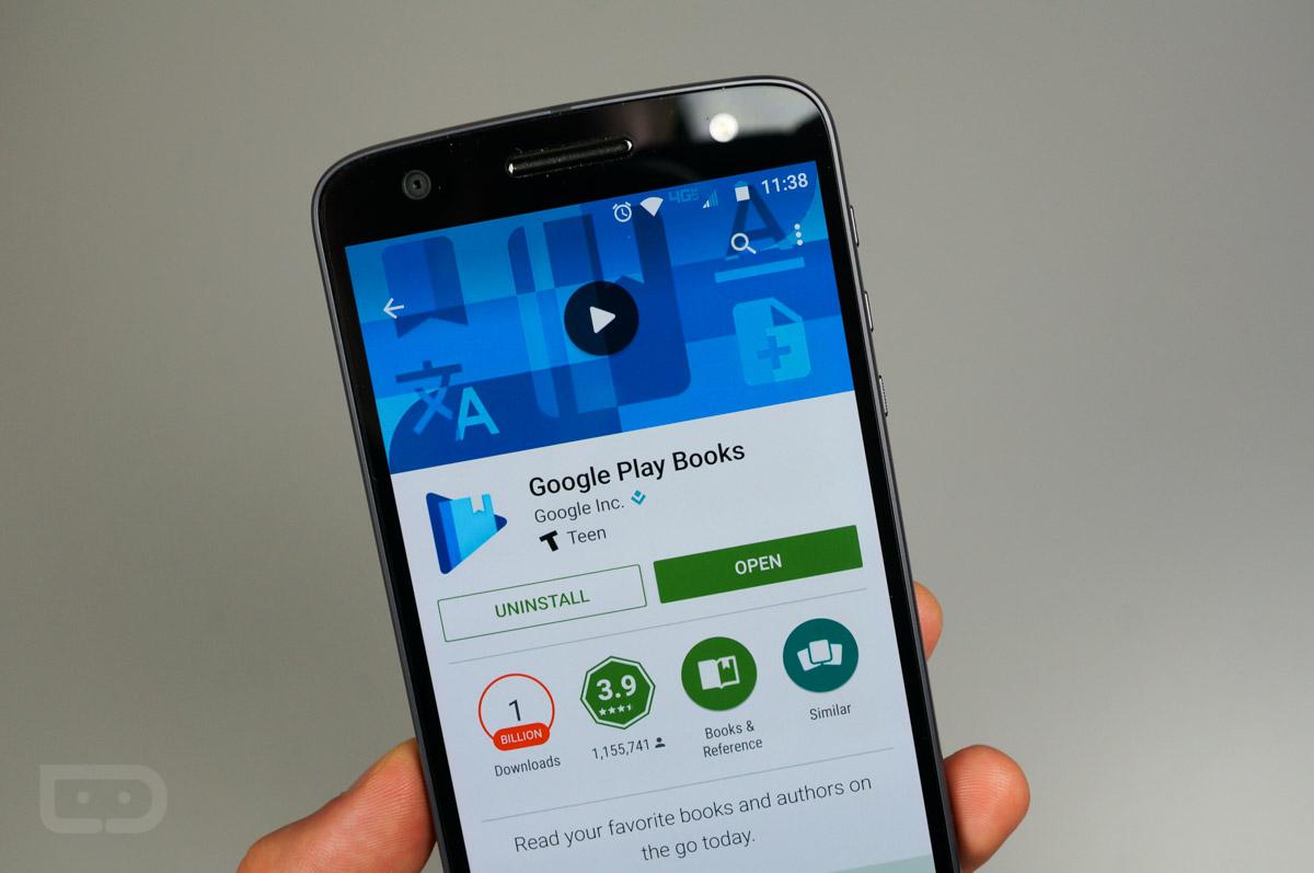 publish ebook on google play