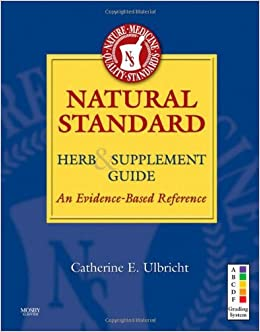 herbs and natural supplements ebook