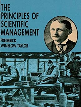 frederick taylor the principles of scientific management ebook