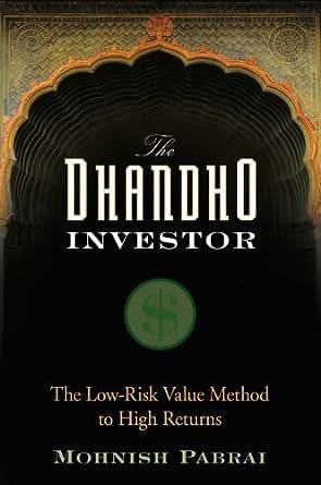 dhandho investor mohnish pabrai ebook download