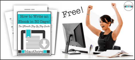 how to write an ebook in 30 days