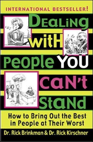 dealing with people you can t stand ebook