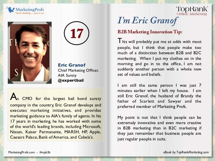 enterprise innovation and markets ebook