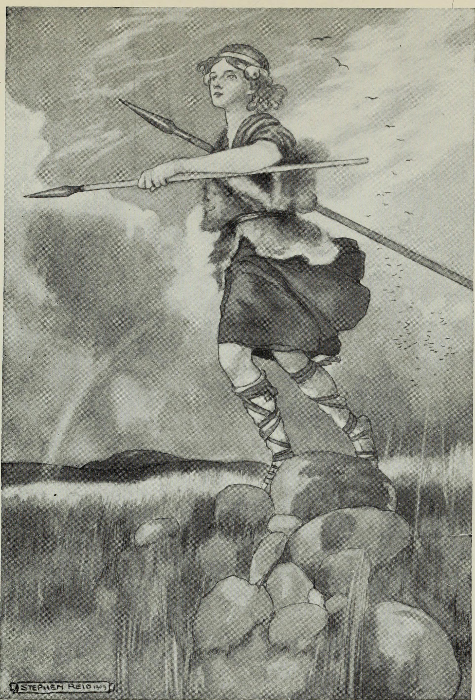 free ebook myths & legends of the celtic race rolleston