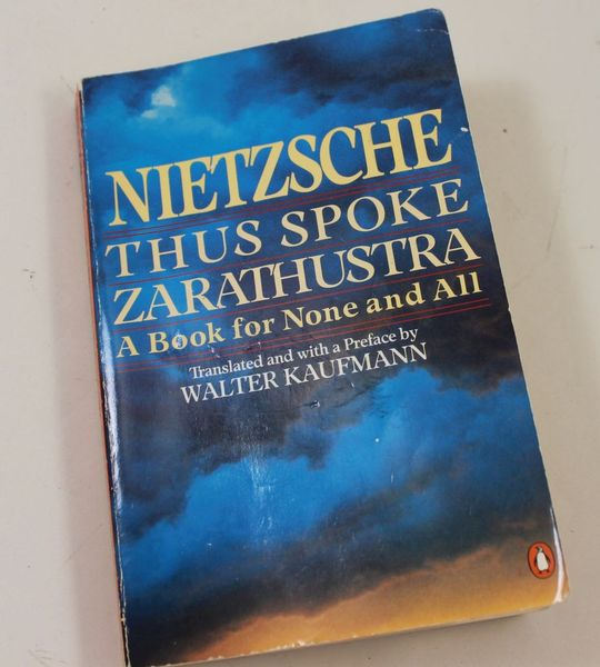 thus spoke zarathustra kaufmann epub