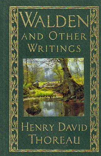 walden henry david thoreau epub